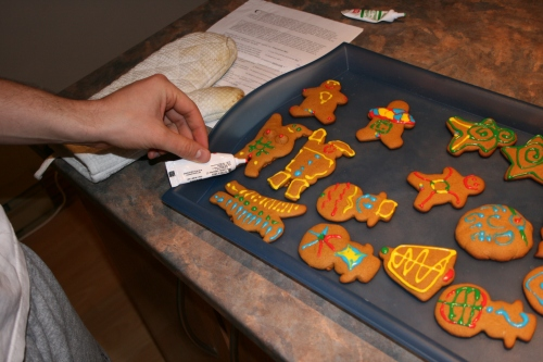 Yum sugar cookies!